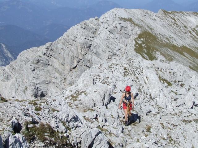 Na vrchol via ferratou