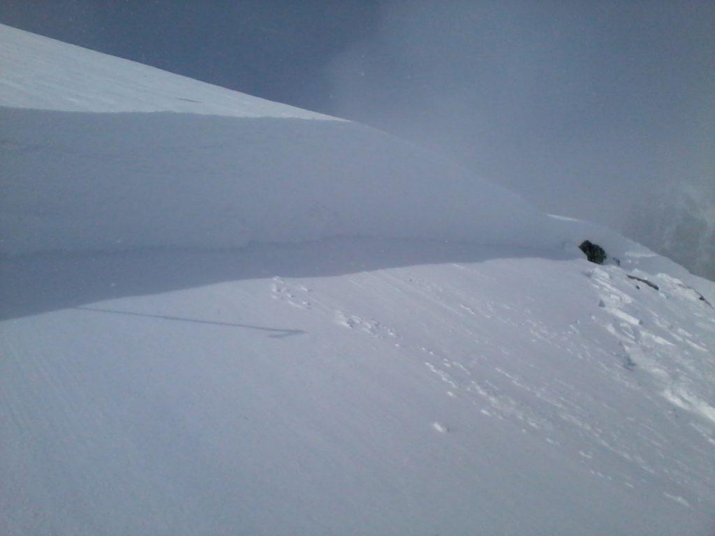 Odtrh lavíny